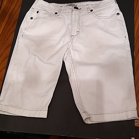 Tommy Hilfiger Women's White Shorts
